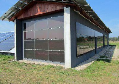 Instalacja fotowoltaiczna on-grid 40 kWp w Kiełpinie