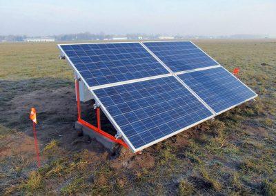 Instalacja fotowoltaiczna off-grid 2 kWp w Radomiu