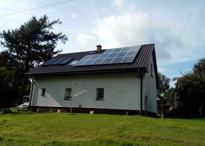 Instalacja off-grid 4 kWp w Torzymiu