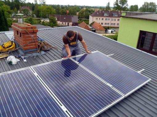 Instalacja 20 kWp w Ujściu