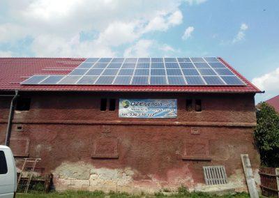Instalacja on-grid 10 kWp w Wojciechowie