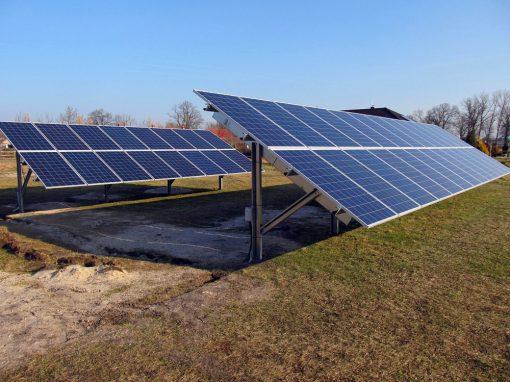 Instalacja naziemna 10 kWp w Zielonej Górze