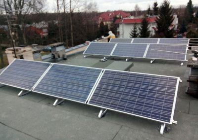 Instalacja fotowoltaiczna 3 kWp w Zielonej Górze