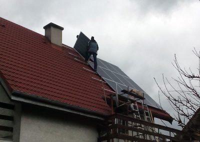 Instalacja fotowoltaiczna 3,5 kWp w Zielonej Górze