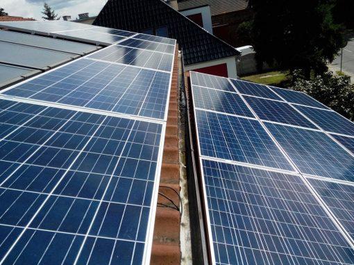 Instalacja on-grid 9 kWp w Zielonej Górze