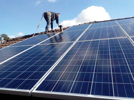 Instalacja on-grid 4 kWp w Zielonej Górze
