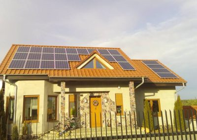 Instalacja fotowoltaiczna 10 kWp Tarnówek