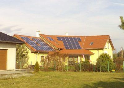 Instalacja fotowoltaiczna 10 kWp Lubieszów