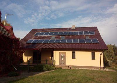 Instalacja fotowoltaiczna 6 kWp Drzonów