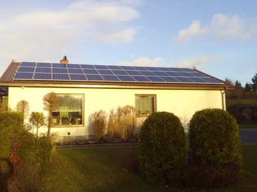 Instalacja fotowoltaiczna 10 kWp Gowino