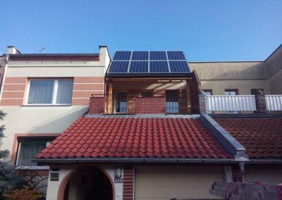 Instalacja fotowoltaiczna 3,12 kWp Zielona Góra