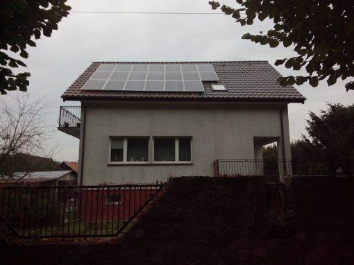 Instalacja fotowoltaiczna 5 kWp Bobolice