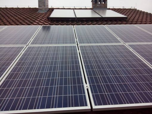 INSTALACJA FOTOWOLTAICZNA 3 kWp CZERWIEŃSK.