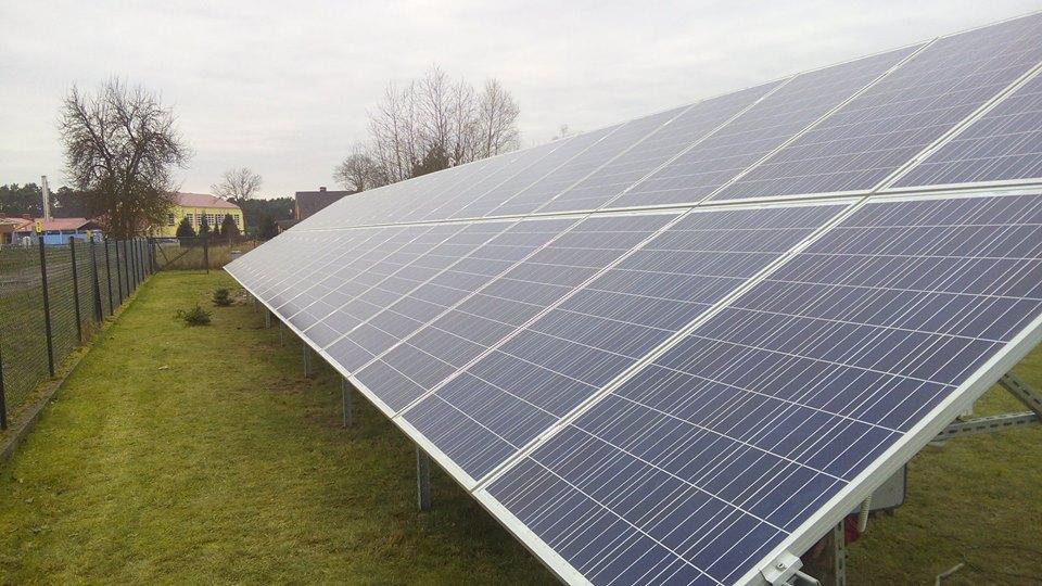 Instalacja fotowoltaiczna 10 kWp Niwiska