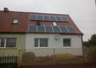 Instalacja fotowoltaiczna 3 kWp Bobolice