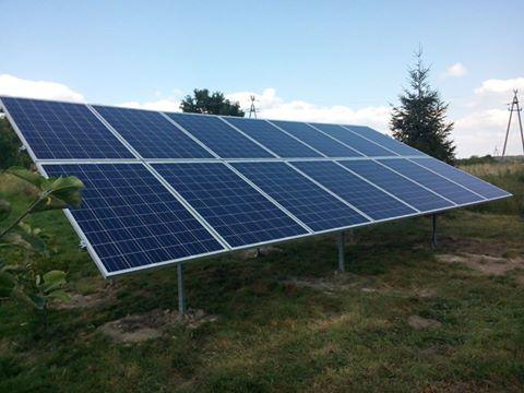 Instalacja fotowoltaiczna 3,6 kWp Trzebiel