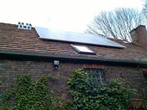 Instalacja fotowoltaiczna 4,94 kWp Chlebice