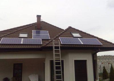 Instalacja fotowoltaiczna 3,15 kWp Zielona Góra