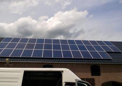Instalacja fotowoltaiczna 10 kWp Muszkowo