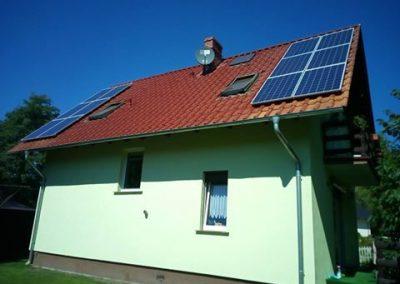 Instalacja fotowoltaiczna 3,12 kWp Zielona Góra – Nowy Kisielin