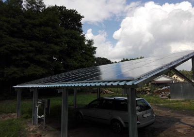 INSTALACJA FOTOWOLTAICZNA 8,32 kWp NOWY KISIELIN.