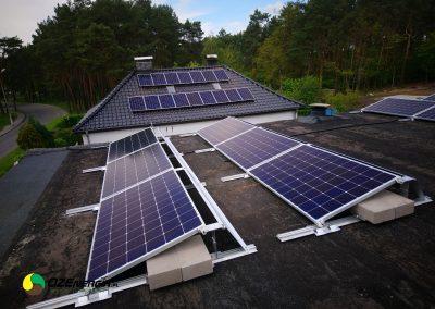 INSTALACJA FOTOWOLTAICZNA 6,3 kWp TOMASZOWO