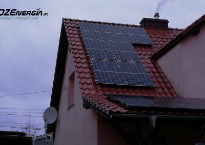 INSTALACJA FOTOWOLTAICZNA 7,475 kWp TRZEBIEL