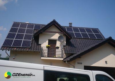 INSTALACJA FOTOWOLTAICZNA 7,56 kWp PRZYTOK
