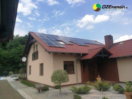 INSTALACJA FOTOWOLTAICZNA 9,765 kWp PODLEGÓRZ
