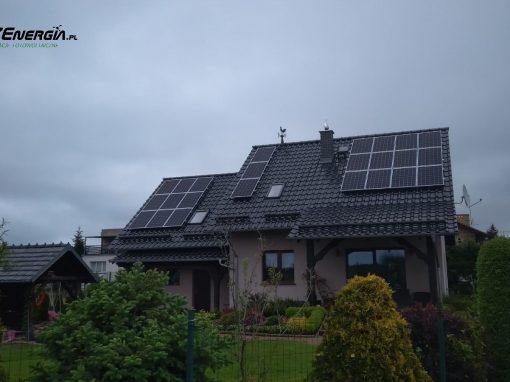 INSTALACJA FOTOWOLTAICZNA 7,56 kWp NOWA SÓL