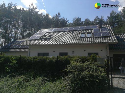 INSTALACJA FOTOWOLTAICZNA 9,765 kWp ROZŁOGI