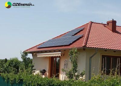 INSTALACJA FOTOWOLTAICZNA 5,2 kWp RADZYŃ